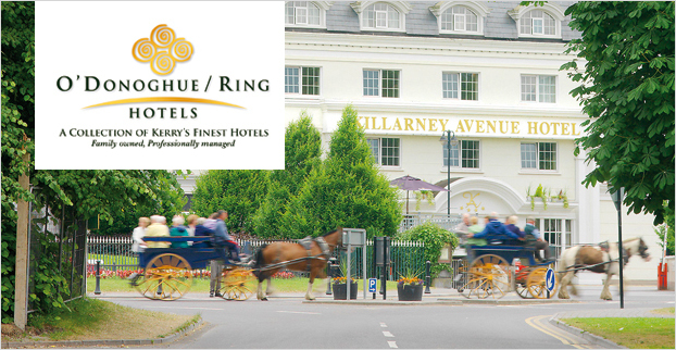 Win 2 nights' accommodation with O'Donoghue Ring Hotels