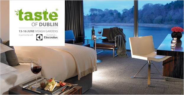 Win two tickets to Taste of Dublin plus a fabulous two night break in the Ice House, Mayo!