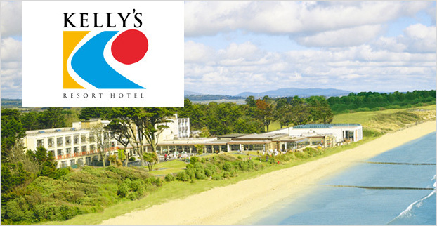 Win a Luxury Break in Kelly's Resort!