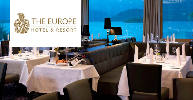 Win a 5 Star Break in The Europe Hotel!