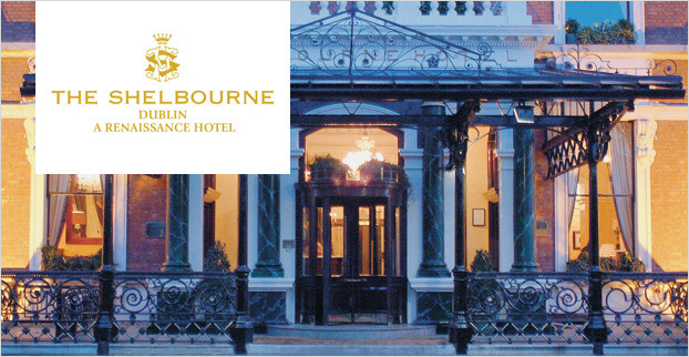 Live it Up at The Shelbourne Hotel!