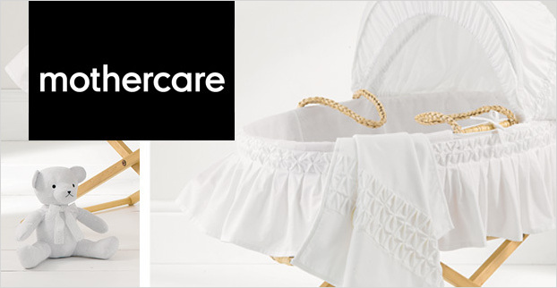Win A Fantastic Prize with Mothercare and the Pregnancy and Baby Fair