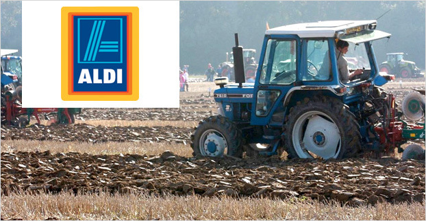 Send us your Ploughing Selfie and Win �2,500 to spend in Aldi