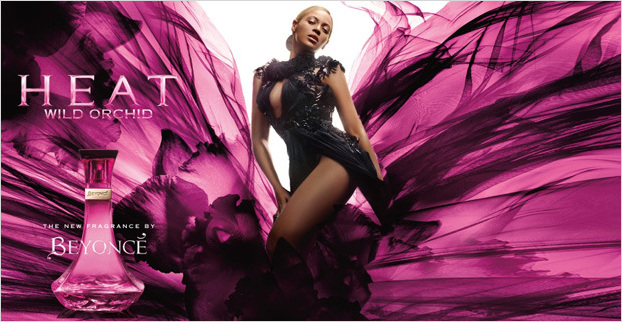 WIN a Beyonc� Gift Pack worth �250 to celebrate release of Beyonc� Heat Wild Orchid