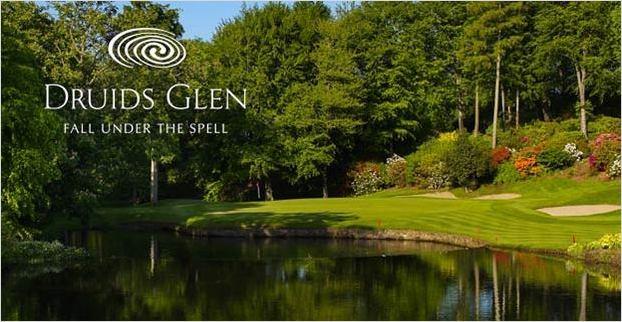Win a Weekend Break at Druids Glen with Ireland AM