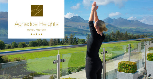 Competition Time with Xpos� & Aghadoe Heights Hotel