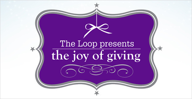 Experience the Joy of Giving with The Loop!