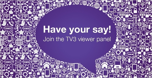 Join the TV3 Viewer Panel