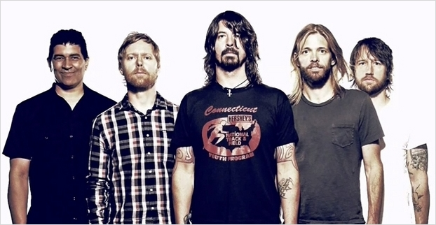 Win Tickets to see Foo Fighters at Slane