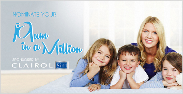 Is Your Mum One In A Million? Nominate her now!