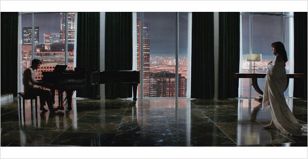 SEE IT FIRST: Win tickets to the UK Premiere of FIFTY SHADES OF GREY