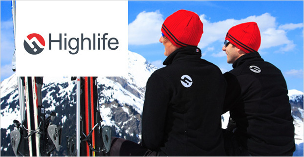 Win a Dream Ski Trip with Highlife!