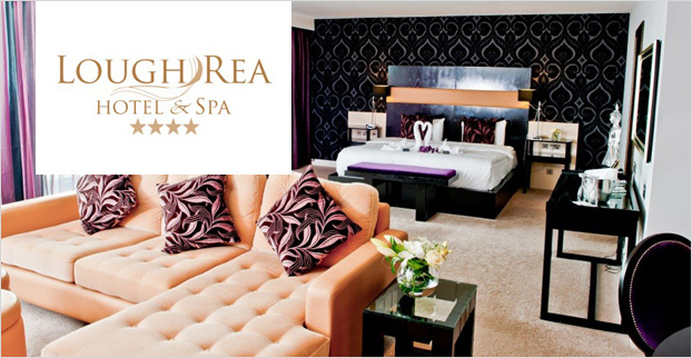 Win a Fabulous Four Star Stay at Loughrea Hotel and Spa