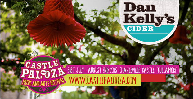 Win a pair of tickets to Castlepalooza!
