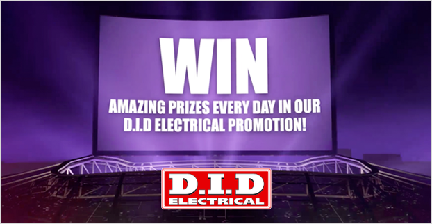 Win D.I.D Electronics Daily With TV3