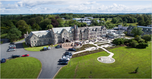 Win a two night break in a luxury suite at the beautiful Breaffy House Resort