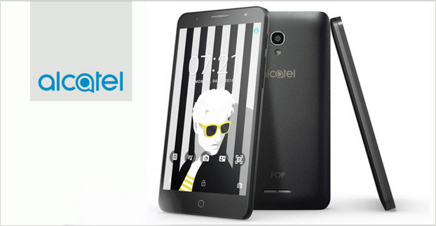 Win a Brand New Alcatel POP 4 Smart Phone