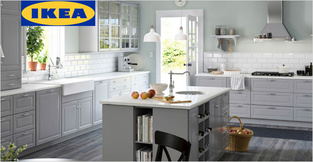 Win a brand new kitchen with IKEA