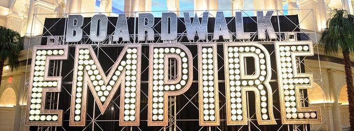 Boardwalk Empire props and memorabilia up for auction