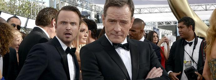 Breaking Bad stars react to toy controversy