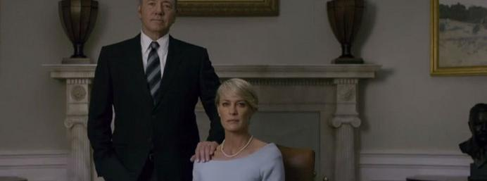 Watch: New trailer for House of Cards season three