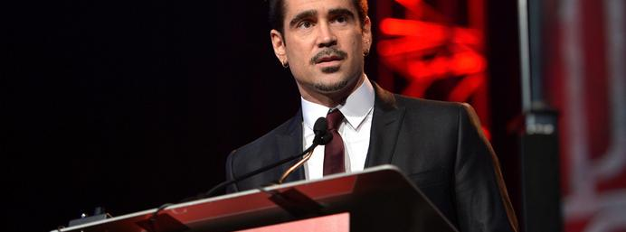 Colin Farrell confirms True Detective rumours