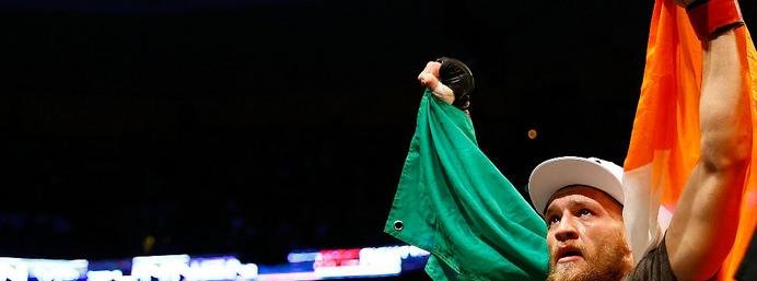 Conor McGregor overtakes Dustin Poirier in UFC rankings...