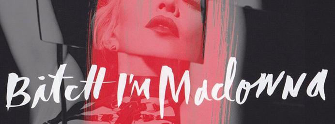 Madonna's Star Studded New Music Video