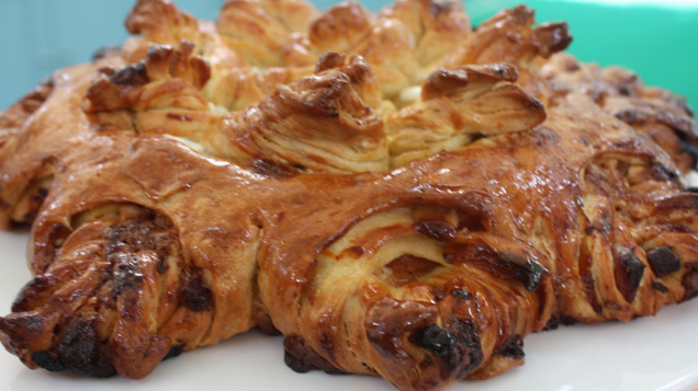 Poppy\'s Savoury Bake: Four Cheese Loaf