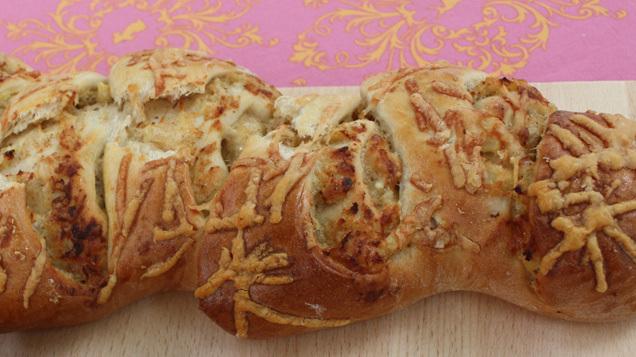 Shane\'s Savoury Bake: Parnsip, Parmesan and Truffle Oil Epi.