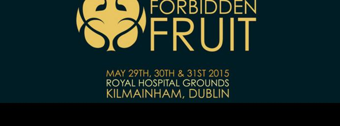 First acts for Forbidden Fruit 2015 line-up announced