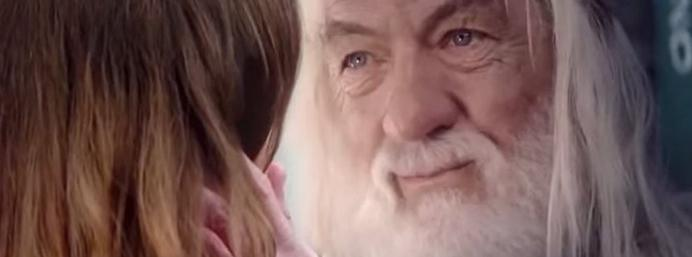 This 50 Shades of Gandalf parody is so good!