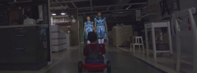 Watch: IKEA Singapore spoofs The Shining for Halloween...