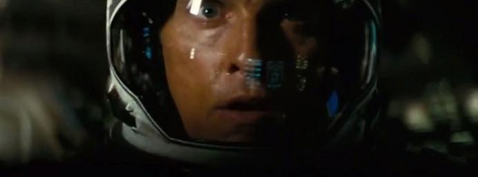 Watch: Latest trailer for Interstellar hits the web