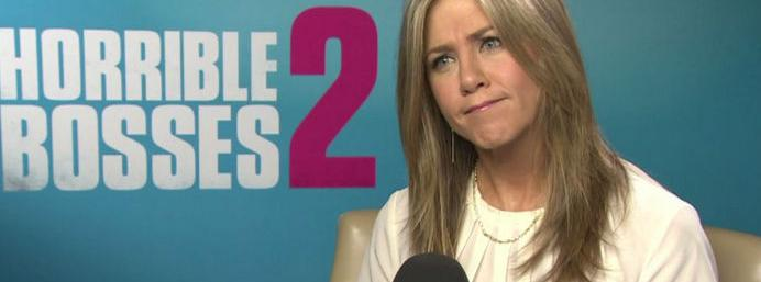 Jennifer Aniston nearly made a reporter cry during an awkward interview
