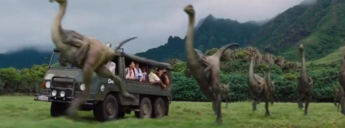 Watch: Jurassic World teaser trailer