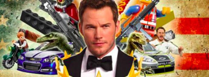 Chris Pratt Wins at Social Media with Latest Facebook...