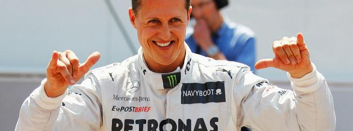 Michael Schumacher is out of his coma after skiing accident
