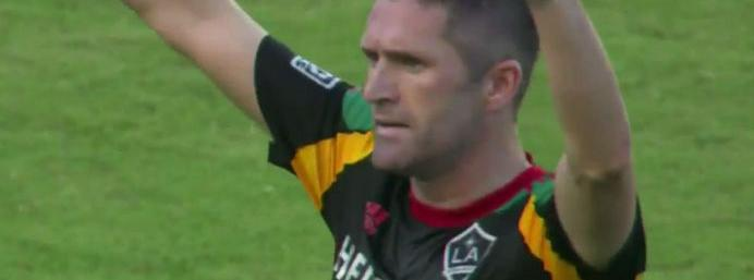 Robbie Keane scored a fairly amazing chip last night