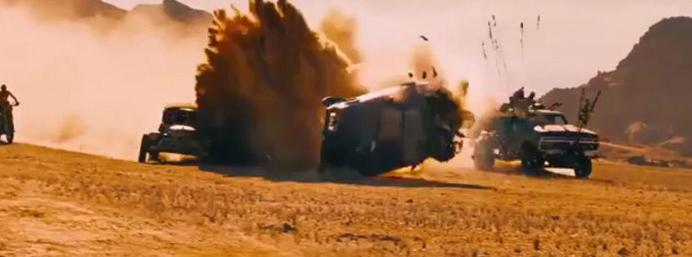 Video: Trailer for Mad Max: Fury Road is bonkers