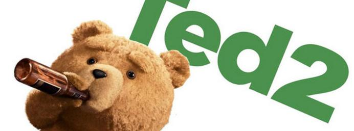 TED 2 � Comedy Gold Strikes Again