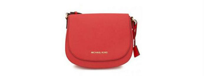 Win a Michael Kors saddle bag