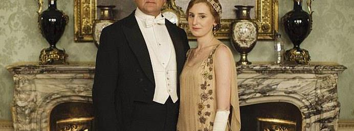 What�s wrong with this Downton Abbey photo?