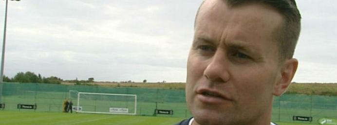 Video: Shay Given on his shock return to international...
