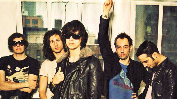 Video: The Strokes make their live comeback in New York