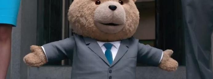 Watch: New trailer for Ted 2