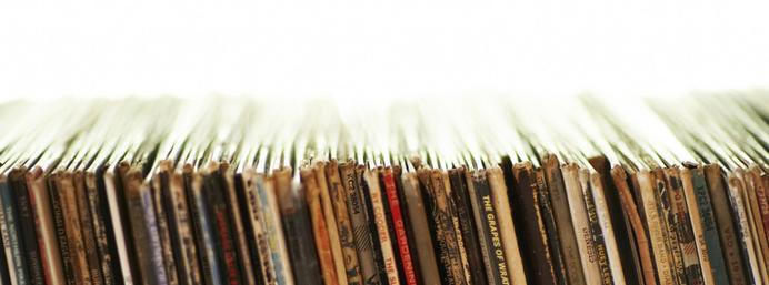Vinyl sales breaking records