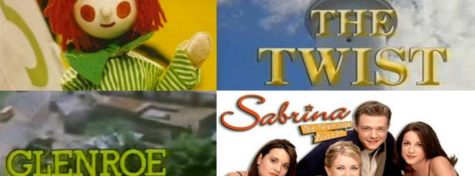 TV Shows of a 90s Irish Childhood