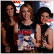 Stars turn out for Xpos magazine launch