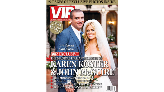 Karen Koster's Wedding Pictures